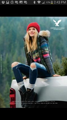American Eagle Outfitters Campaign 14