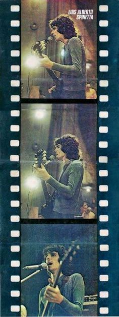 L. A. Spinetta - Galeria De Fotos (Clasicas e Ineditas) - Taringa! Rock Argentino, Music Stuff, Rock Music, Rock And Roll, Bowie, Grande, Calm, Group, Projects