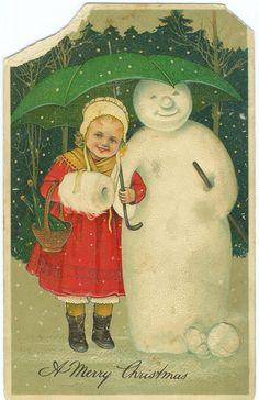 #Christmas #snowman