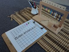 A Cheap And Easy Alternative To Montessori Beads