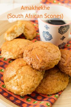 We've given these popular South African scones a lemon zest and Seville orange marmalade twist. They're even more delicious when still warm from the oven. South African Dishes, South African Recipes, Baking Recipes, Jelly Recipes, Muffin Recipes, Cake Recipes, Lunch Box Recipes, Tea Sandwiches, Cake Flour