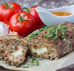 How to make Marcelle's Italian Meat Loaf - complete recipe, ingredients, cook time and serving size. How To Cook Meatloaf, Meatloaf Recipes, Minced Meat Recipe, Italian Meats, Mince Meat, Meat Loaf, Complete Recipe, Greek Recipes, Food Inspiration