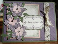 Vintage Vogue Birthday by arlybeans - Cards and Paper Crafts at Splitcoaststampers
