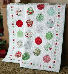 MerryBright 550 Best Christmas Quilts 2014 Blog Tour Day 1!