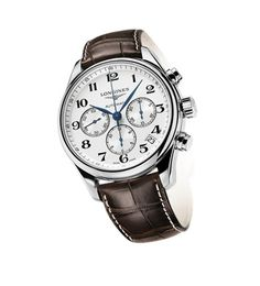 The Longines Master Collection L2.693.4.78.3 #Longines #TheLonginesMasterCollection