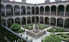 Colegio de San Nicolás, Morelia, Michoacán, México.