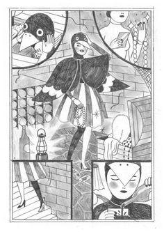 FRAU FRANZ comics