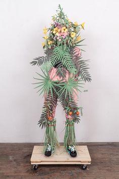 michelle matson's flower girl