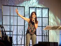 Lisa Bevere - a woman who boldly proclaims the Word of God and challenges people to rise up and fulfill God's calling on their lives. Very inspiring! Will change the way you think!