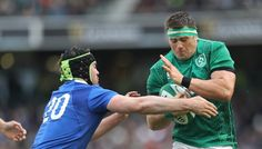 CJ Stander has declared himself ready to play his third World Cup match in 11 days when Ireland face Russia in Kobe on Thursday. Ireland named the same pack for Ireland Rugby, First World Cup, Irish Rugby, World Cup Match, Head Injury, Back Row, Rugby World Cup, Ready To Play, Kobe