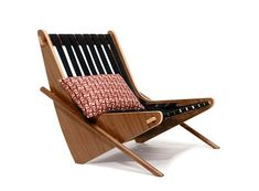 Boomerang Chair (by Richard Neutra, 1942)