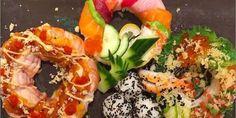 Sushi + Donat = Makanan Unik, Cantik, dan Nikmat, Nyam-Nyam!