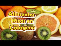 Alimentos Ricos en Colageno para la Piel, los Huesos, las Articulaciones y Frenar el Envejecimiento - YouTube