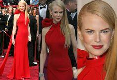 Nicole Kidman w Balenciaga (2007)