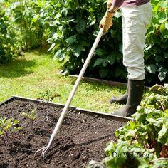 Cultivator 3 tanden, smal met steel. Scherpe tanden om grond los te maken en te egaliseren. Dit geeft licht, lucht en water weer de gelegenheid zich met de grond te mengen. De 3 scherpe tanden snijden moeiteloos door harde, dichtgeslagen grond.