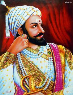Maratha King Chatrapati Shivaji Maharaj HD Images