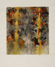Thérèse Oulton, '[no title]' 1989 Turner Prize, Central Saint Martins, Royal College Of Art, Human Condition, Abstract Art, Walls, Joy, Paintings, Artists