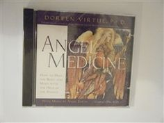 Doreen Virtue - Angel Medicine How to Heal the Body and Mind with the Help of Angels Doreen Virtue, The Help, Medicine, Angels, Healing, Mindfulness, Medical, Therapy, Angel