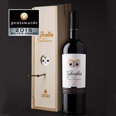 Silver Pentaward 2015 – Beverages – Rita Rivotti Wine Branding & Design