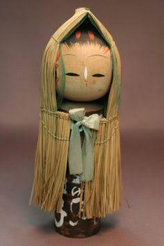 Resultado de imagen de kokeshi dolls antique