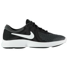Nike Revolution 4 Trainers   Flex Grooves   Lightweight   Comfort   Breathable