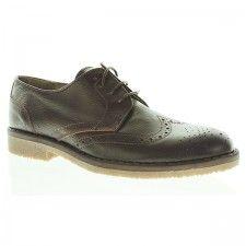 BLUCHER DE PIEL CON TROQUEL Antes 57,99€ AHORA 23,19 http://www.marypaz.com/tienda-online/man-leather/blucher-de-piel-con-troquel.html?sku=70808-46