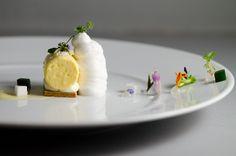 Passion Fruit, Coconut, Lime, and Vanilla Cremeux    Goosefoot - Chicago, IL