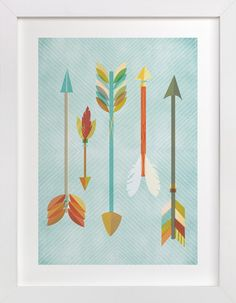 Quiver by Susie Allen at minted.com