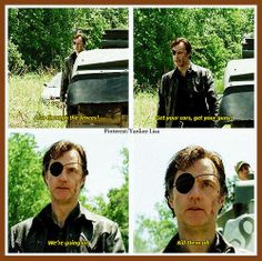 The Governor - David Morrissey - The Walking Dead