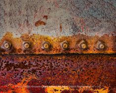 Wells of Renewal and Decay Series — SuZan Alexander Photography Series, Abstract Photography, Fine Art Photography, Wells, Decay, Painting, Painting Art, Paintings, Painted Canvas