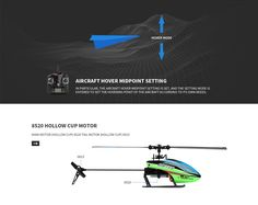 WLtoys V911S 2.4G 4CH 6-Aixs Gyro Flybarless RC Helicopter RTF Rc Helicopter, Aircraft, Hobbies, Toys, Activity Toys, Aviation, Airplane, Plane, Games