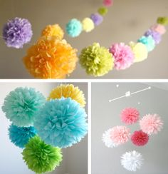 I love puff balls! When you are done with them, squish them flat and they make great wall flowers.