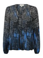 Look what I found at House of Fraser House Of Fraser, Printed Blouse, Fur Coat, Men Sweater, Prints, Sweaters, Jackets, Clothes, Shopping