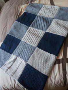 Patchwork patterns baby free crochet ideas for 2019 Crochet Blanket Border, Crochet Squares Afghan, Patchwork Blanket, Crochet Quilt, Crochet Blanket Patterns, Knitting Patterns Free, Patchwork Patterns, Baby Knitting, Knit Blanket Squares