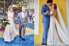 A carência de vestidos de noiva ready-to-wear de alta qualidade nas boutiques de São Paulo tornou-se uma inspiração para as irmãs Lívia Cordeiro Colucci ...