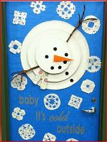 Mrs. Patton's Page: Christmas Door