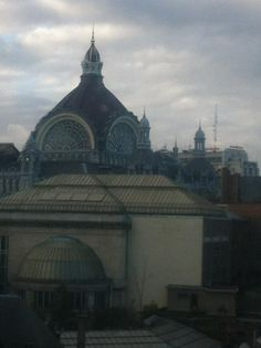 Antwerp - Central station