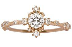 Fashion Forward Engagement Rings - Diamond Jewelry
