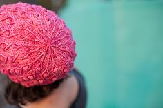 Crochet This richly textured beanie is worked from the bottom up in turned rounds, alternating squishy bobbles and criss-crossing cables. It's written in four sizes to fit the whole family: baby, child, women and men, and most can be worked with a single skein of sock yarn. Stick to solids and semi-solids and solids to show off the texture.