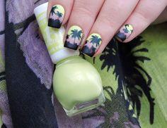 Direction les tropiques ! [Bundle Monster Sun Kissed Collection] - Beach - Palm Trees - Summer nails - Tropical  nails