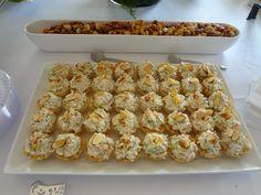 Chicken Salad Tarts! Catering by Debbi Covington - Beaufort, SC