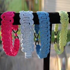 Lacey Headband - Free Pattern