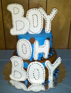 Boy Oh Boy - The Cake's Truffle