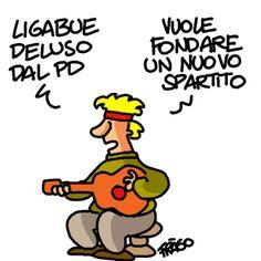 #PD #Ligabue