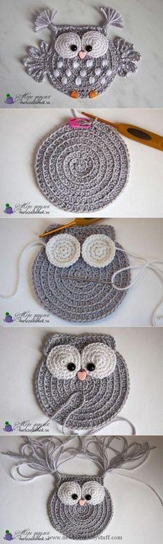 Baby Knitting Patterns 5 ungelesene Chats knitting and crochet Baby Knitting Patterns 5 ungelesene Chats (NewBorn Baby Stuff) Baby Knitting Patterns, Crochet Patterns, Crochet Ideas, Amigurumi Patterns, Baby Patterns, Crochet Owl Applique, Crochet Motif, Crochet Flowers, Crochet Shawl