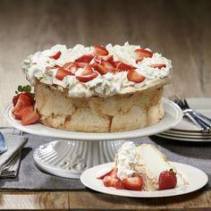 Schaum Torte www.countrydoor.com