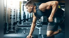 So you've seen it all in the gym and are now hungry for a seriously challenging routine? Build even bigger (and more injury-resistant) lats, traps, and delts with this burner of a back workout. Back Workout For Mass, One Arm Dumbbell Row, Dumbbell Workout At Home, Rowing Workout, Upper Back Muscles, Fitness Design, Back Exercises, Shoulder Workout, Muscle Fitness