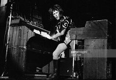 Keith Emerson - Emerson, Lake & Palmer, June 8, 1972. Falkoner Center, Copenhagen, Denmark