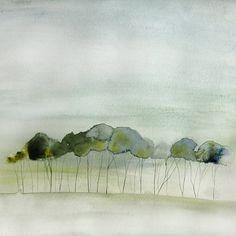 "8x10 Art Print - ""Quiet"" - $24 from Mai Autumn"