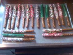 Holiday Sweets we made for our friends at VA #jwtinside